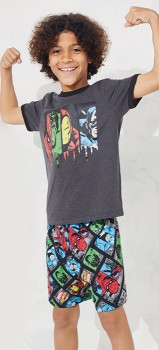 Marvel-Pyjama-Set on sale