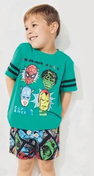 Marvel-Knit-Pyjama-Set on sale