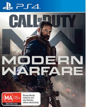 NEW-PS4-Call-of-Duty-Modern-Warfare on sale