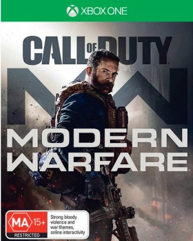 NEW-Xbox-One-Call-of-Duty-Modern-Warfare on sale