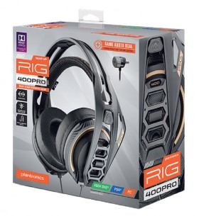 Plantronics-Rig-400-Pro-Headset on sale