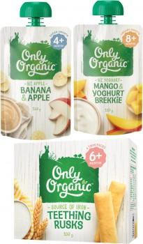 20-off-Only-Organic-Baby-Food on sale
