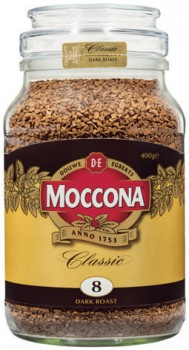 Moccona-Classic-Dark-Roast-Instant-Coffee-400g on sale