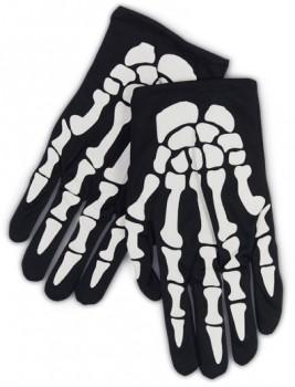 Halloween-Skeleton-Gloves on sale
