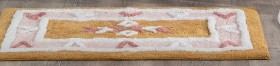 Folk-Flower-Bath-Mat on sale