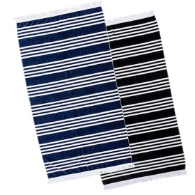Zest-Ibiza-Stripe-Beach-Towel-by-Pillow-Talk on sale