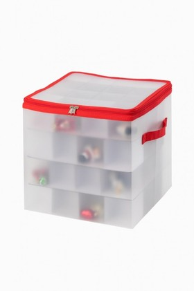 Christmas-Ornament-Storage-Box on sale