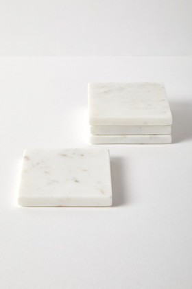 Square-Marble-Coasters-Set-of-Four on sale