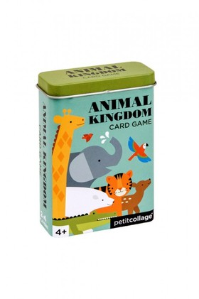 Peticollage-Animal-Kingdom-Card-Game on sale