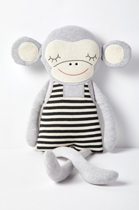 Marty-Monkey-Knitted-Toy on sale