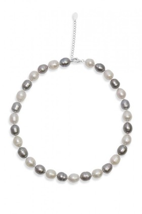 By-Fairfax-Roberts-Real-Baroque-Pearl-Classic-Necklace on sale