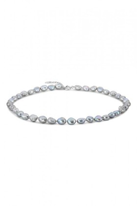 By-Fairfax-Roberts-Baroque-Pearl-Short-Necklace on sale