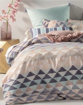 Linen-House-La-Paz-Cotton-Jacquard-Quilt-Cover-Set on sale