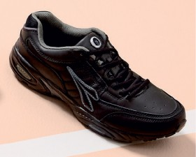 Diadora-Mens-Leather-Speed-Trainer on sale