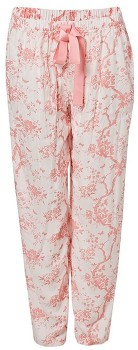 Sash-Rose-Woven-Bow-Tie-Pant on sale