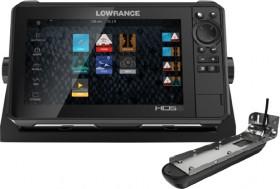 Lowrance-HDS-Live-9-Combo on sale