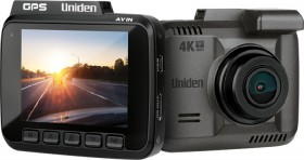 Uniden-iG080-4K-UHD-Dash-Camera-with-GPS on sale