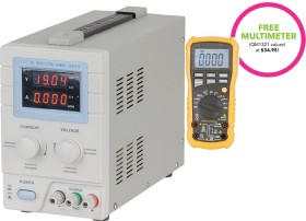 Regulated-Laboratory-Power-Supply on sale