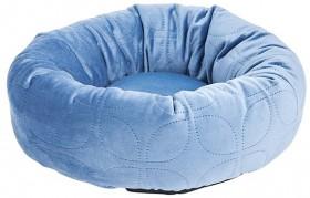 Harmony-Rhapsody-Velvet-Round-Small-Pet-Bed on sale