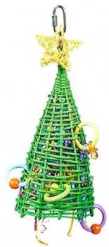 Joy-Love-Hope-Christmas-Tress-Vine-Bird-Toy on sale