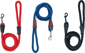 Bond-Co-Rope-Leather-Lead-153cm on sale