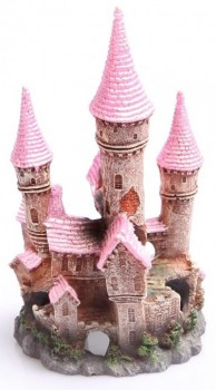 Aqua-One-Pink-Castle-Aquatic-Ornament on sale
