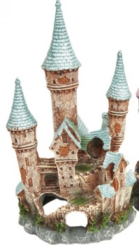 Aqua-One-Blue-Castle-Aquatic-Ornament on sale