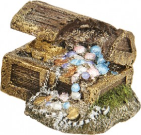 Aqua-One-Treasure-Chest-Ornament on sale