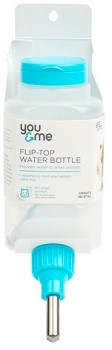 You-Me-Small-Pet-Flip-Top-Water-Bottle-M-490ml on sale