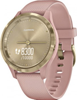 NEW-Garmin-Vivomove-3S-Sport-Rose-Gold on sale