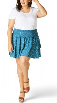 Avella-Ruffle-Skirt on sale
