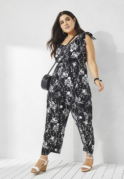 Avella-Tie-Strap-Jumpsuit on sale
