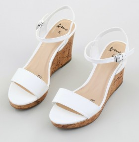 me-Strap-Wedge on sale
