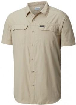 Columbia-Mens-Silver-Ridge-Short-Sleeve-Hike-Shirt on sale