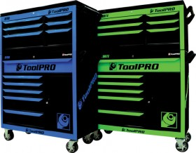 ToolPRO-Neon-Tool-Cabinets on sale