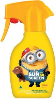 Surf-Life-Saving-Despicable-Me-Sunscreen-SPF50-250mL on sale
