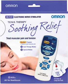 Omron-HV-F127-T.E.N.S.-Therapy-Device on sale