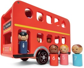 Double-Decker-Bus-Playset on sale