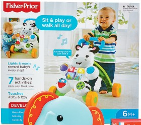 Fisher-Price-Learn-with-Me-Zebra on sale