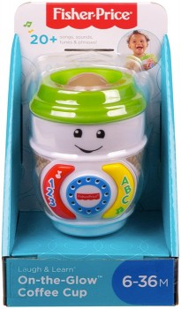 Fisher-Price-On-The-Glow-Coffee-Cup on sale