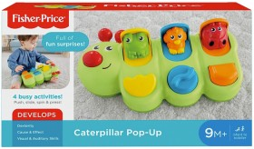 Fisher-Price-Caterpillar-Pop-Up on sale
