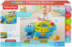 Fisher-Price-Poppity-Pop-Musical-Dino on sale