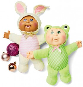 Assorted-Cabbage-Patch-Kids-Cuties on sale