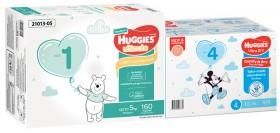 Huggies-Mega-Ultimate-or-Mega-Ultra-Dry-Nappies on sale