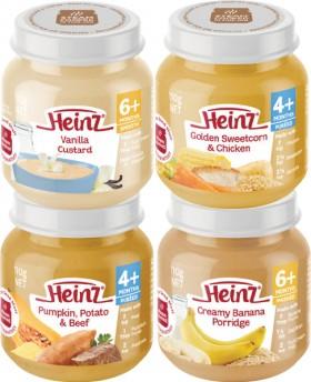 Heinz-Baby-Food-Jars-110g on sale
