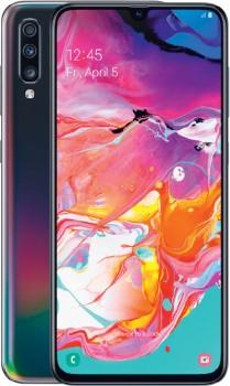 Samsung-Galaxy-A70-Black on sale