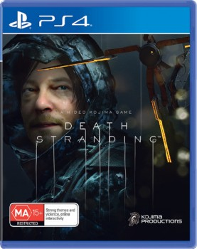 NEW-PS4-Death-Standing on sale