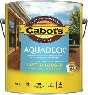 Cabots-Aquadeck-4L on sale