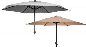 2.5m-Steel-Market-Umbrella on sale