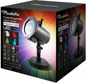 Mirabella-Christmas-LED-Projector on sale